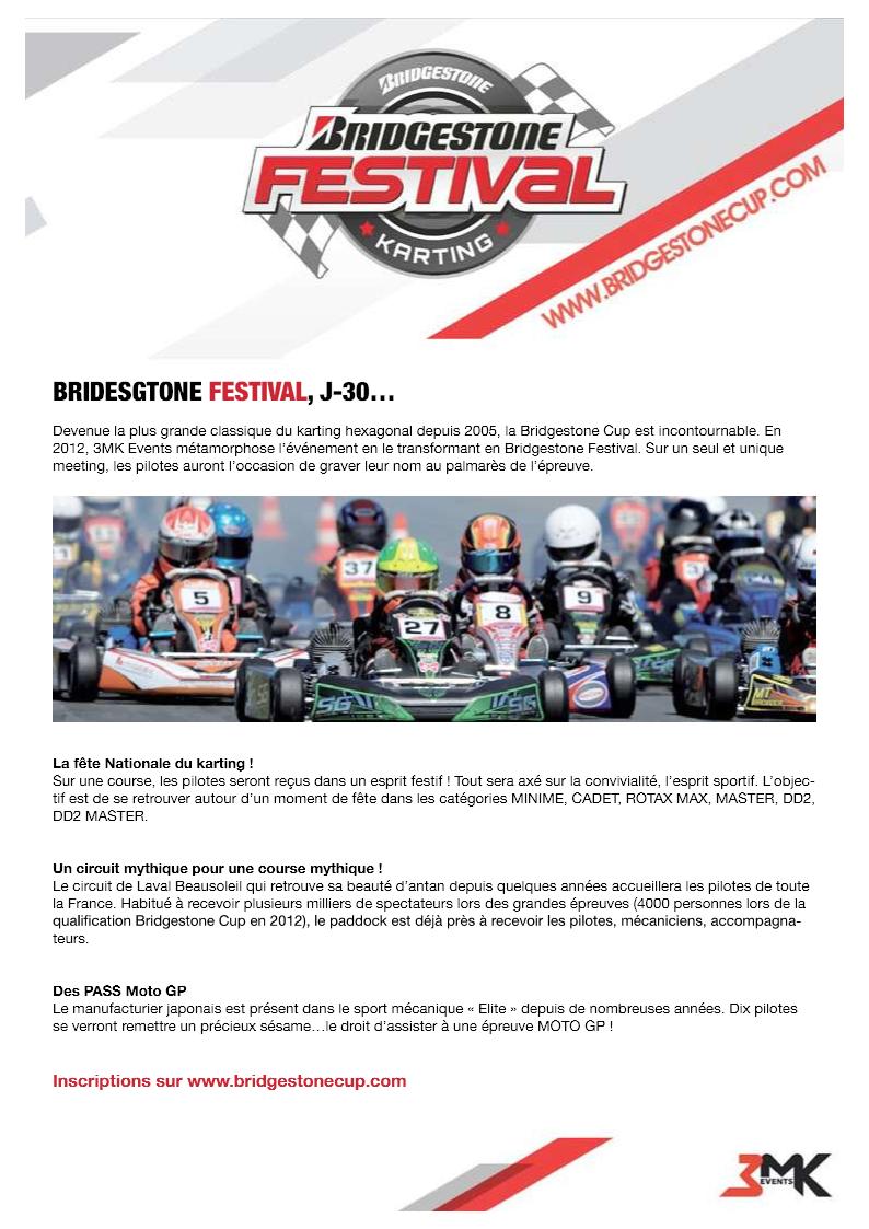 Bridgestone Cup 2012